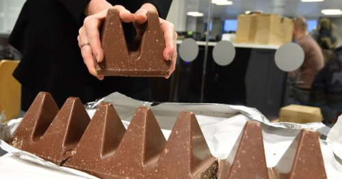 Home Bargains says if giant £49 Toblerone is back Christmas