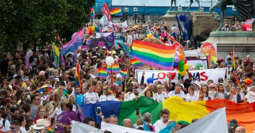 Anger and defiance as protest planned over homophobic attacks