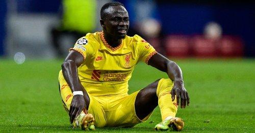 Jurgen Klopp faces Sadio Mane decision as Liverpool ponder midfield change