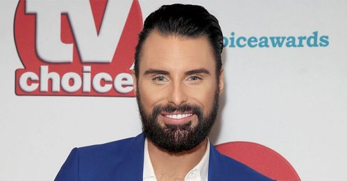 Rylan Clark issues message to step son Cameron after split from husband Dan