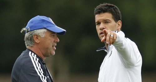 Michael Ballack makes Everton wish after Ancelotti role in training incident