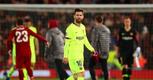 Lionel Messi odds on next club after Barcelona exit with Liverpool in running