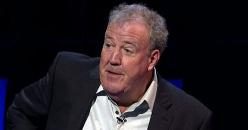 Who Wants to be a Millionaire's Jeremy Clarkson's touching words to contestant