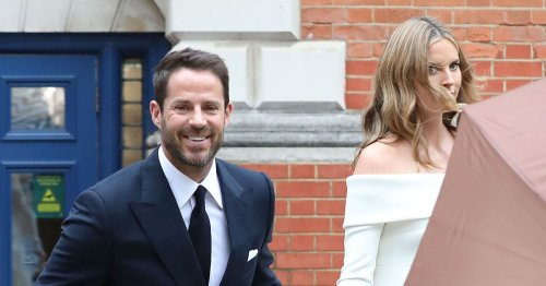 Louise Redknapp's eye opening response to Jamie and Frida Andersson wedding