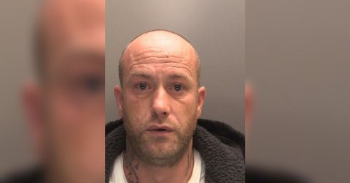 Serial abuser attacked his partner then tried to escape on a bus
