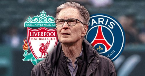 PSG eye £400m window of opportunity to leave Liverpool behind