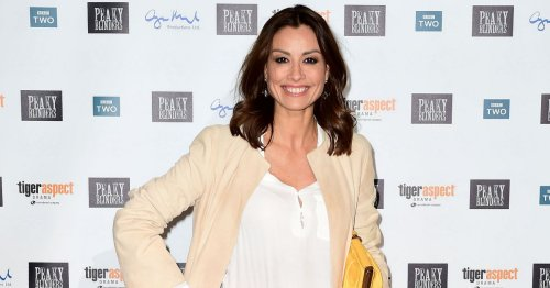 Melanie Sykes has a famous ex-husband who starred in Friends