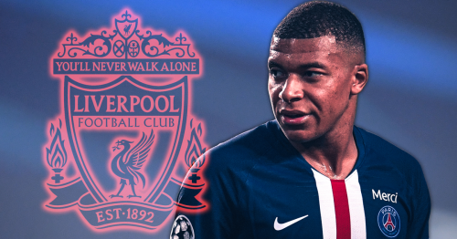 Kylian Mbappe transfer delight as stunning images show how Anfield will look
