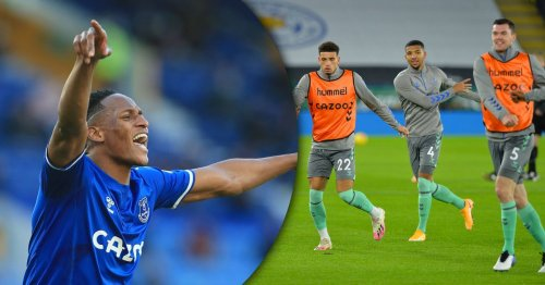 Everton must make defender decision as hunt for centre-back pairing continues
