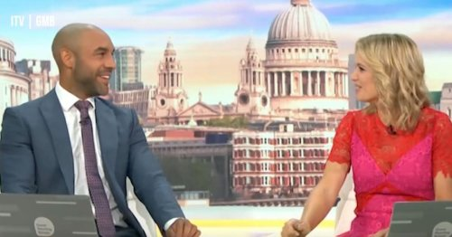 GMB viewers all ask the same question as Alex Beresford hosts