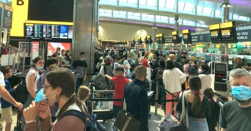 Letter code holidaymakers won't want to see on their boarding pass