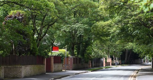 What it's really like living on Merseyside's 'Millionaire's Row'