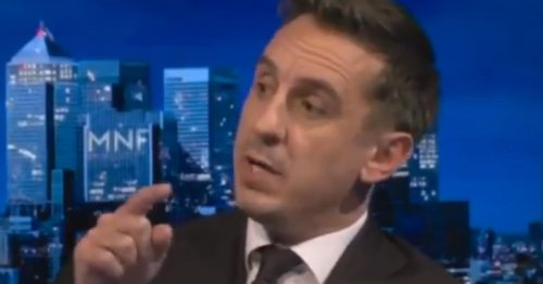 Neville makes damning Ronaldo and Man United admission ahead of Liverpool
