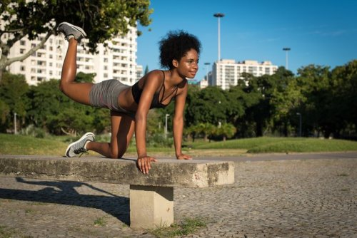 Try the 10x10 Butt Workout to Sculpt Your Glutes in Minutes