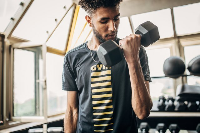 5 Dumbbell Mistakes That Could Be Making Your Strength Workouts Less Effective