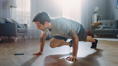 This 20-Minute At-Home HIIT Workout Helps Blast Belly Fat