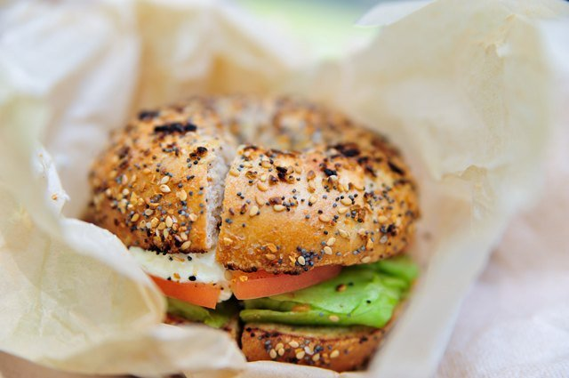4 Ways To Give Your Morning Bagel a Health Boost