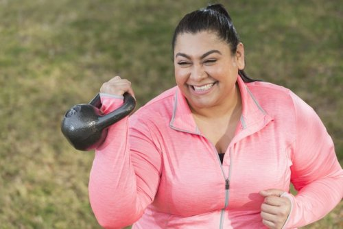 6 Strength-Training Variations for Plus-Sized Athletes