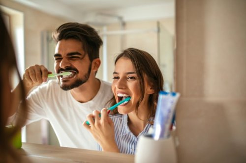 The One Mistake You're Probably Making When You Brush Your Teeth