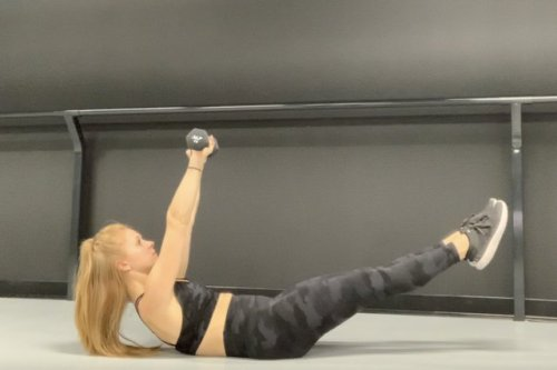 8 Hollow Body Hold Progressions to Level Up Your Core Workouts