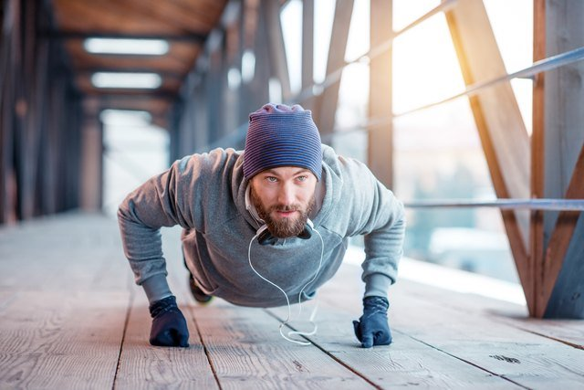 How to Fix the Worst Push-Up Mistakes