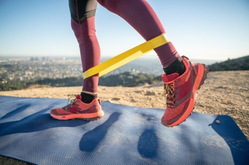 13 Do-Anywhere Resistance Band Exercises for a Stronger Butt