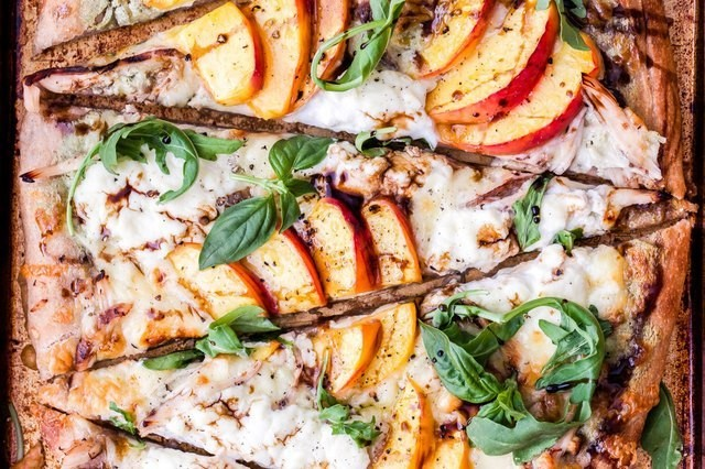 How to Turn Your Summer Peaches Into 6 Tasty Recipes — That Aren't Desserts