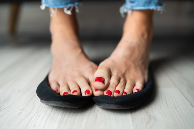 This Is Why Your Feet Smell So Bad