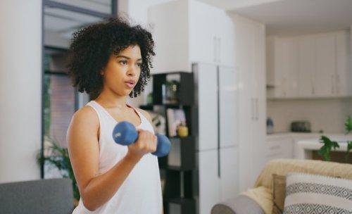 The 5 Best Dumbbell Arm Exercises for Beginners