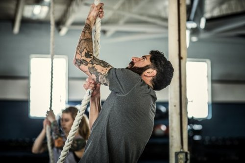 Can't Climb a Rope? What Your Body Is Telling You