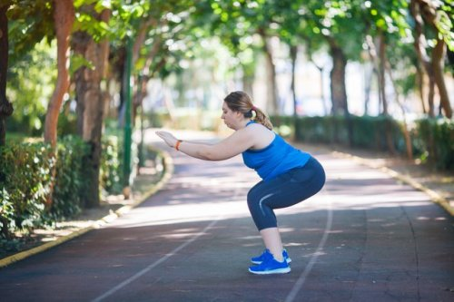 This 20-Minute Squat Workout Will Take Your Glute Gains to the Next Level