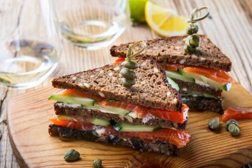 6 Satisfying Sandwich Recipes With Over 20 Grams of Protein