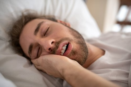 This Is Why You Drool So Much in Your Sleep