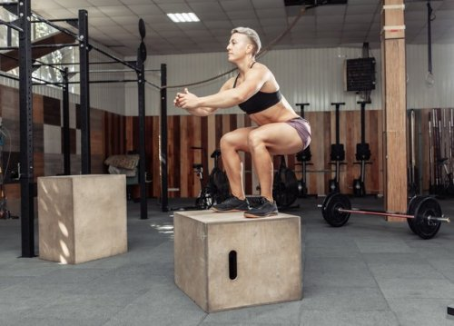 Can't Do a Box Jump? Here's What Your Body's Trying to Tell You