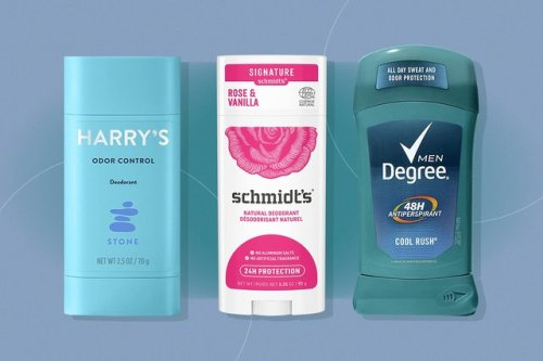 The 7 Best Deodorants, According to Dermatologists