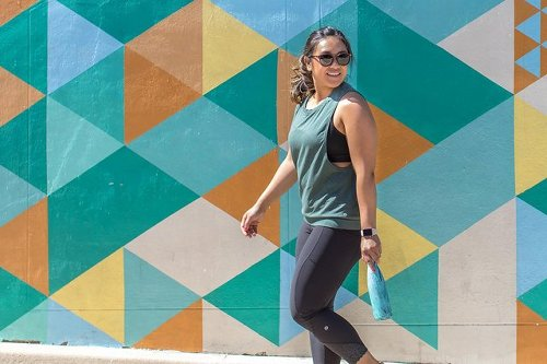 The Daily Steps Challenge Will Keep You Moving All Month Long
