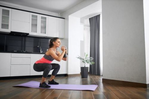 The 6 Hardest Hamstring Exercises You Can Do With One Dumbbell