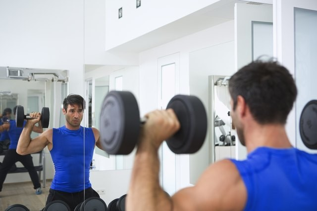 5 of the Hardest Dumbbell Shoulder Exercises