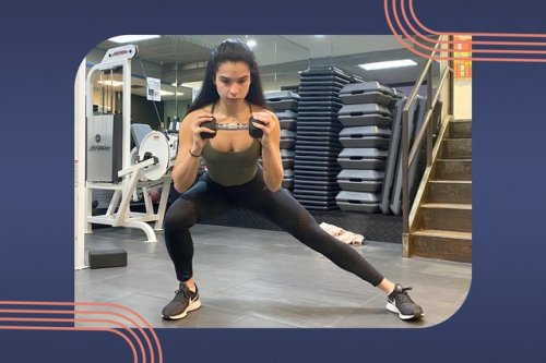 This 20-Minute Dumbbell Side Butt Workout Guarantees Well-Rounded Glutes