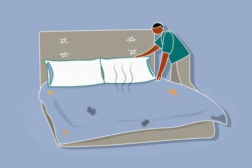 How Bad Is It Really to Rarely Wash Your Sheets?
