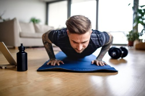 Here's Exactly How to Do the Perfect Push-Up Every Time