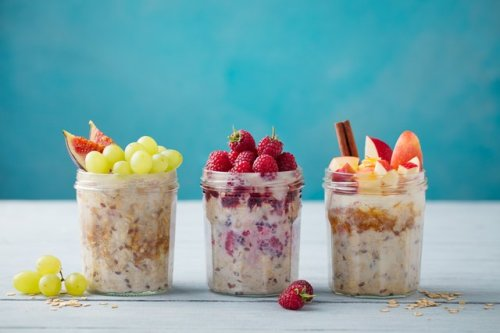 20 Overnight Oats Recipes to Fuel Your Mornings