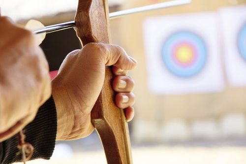 What Muscles to Build Up for Archery Shooting