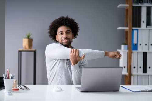 The 10 Best Desk Stretches for Mid-Day Relief