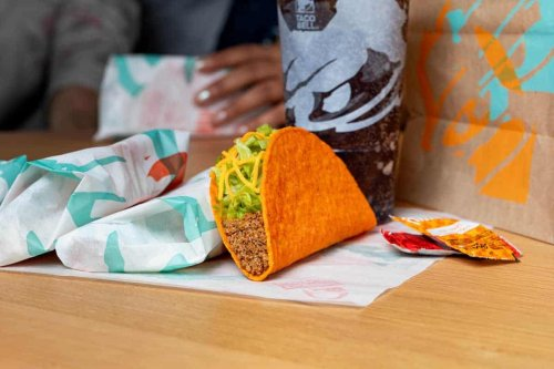 Get two free tacos at Taco Bell