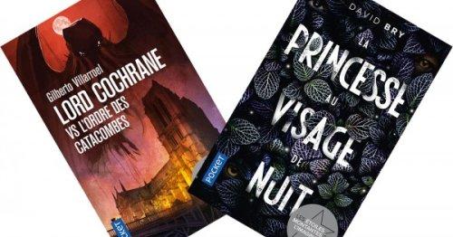 Pocket crée le label « Étoiles montantes de l'Imaginaire »