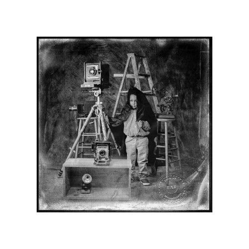 Griffin Museum : Lou Jones – distressed : memories - L'Œil de la Photographie Magazine