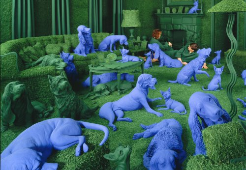 Holden Luntz : Rooms that Resonate with Possibilities : Sandy Skoglund - The Eye of Photography Magazine