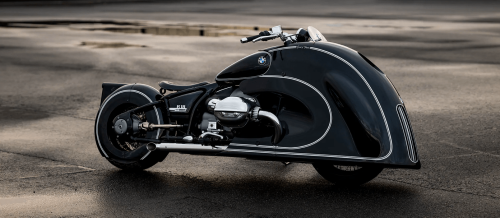 Kingston Custom presenta el Espíritu de la Pasión hecho motocicleta.