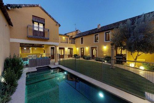 Villa Cornelius ha recibido las Cinco Estrellas Verdes del turismo rural.
